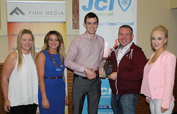 Finn Media sponsors JCI awards