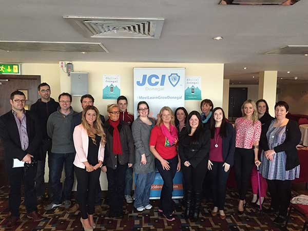 JCI Digital Donegal – SEO For Business