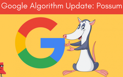 Important Changes from the Google Possum Update