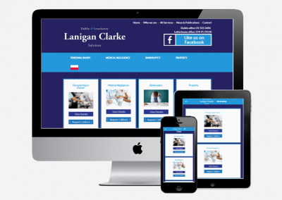 solicitor website and digital marketing