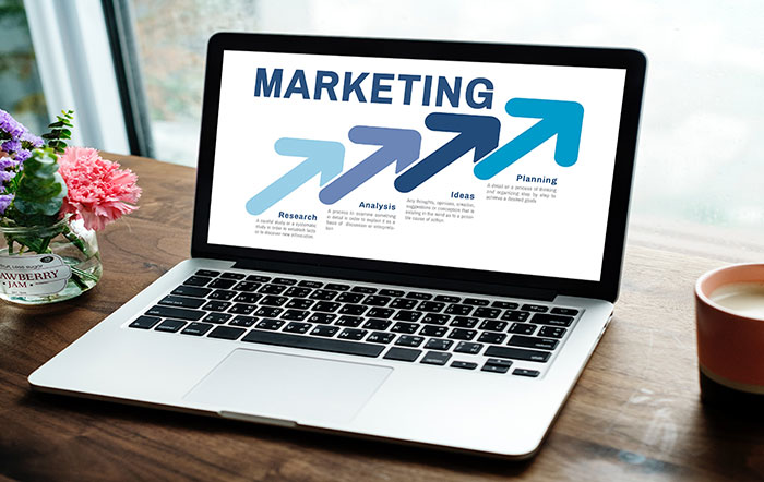 monthly digital marketing service